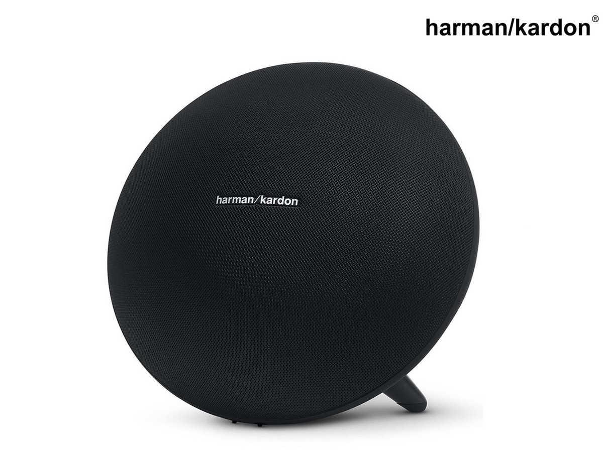 harman kardon onyx studio 4 tragbarer bluetooth lautsprecher schwarz fuer 13590e statt 16590e