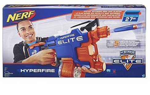 hasbro nerf n strike elite hyper fire blaster fuer 2847e statt 40e