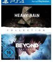 heavy rain beyond two souls collection ps4 fuer 1299e statt 2350e