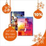 Müller: 10% Rabatt auf alle BluRays & DVDs