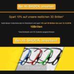 10% Code für 3D Brillen