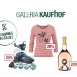 Hier wieder die Galeria Kaufhof Sonntagsangebote!
