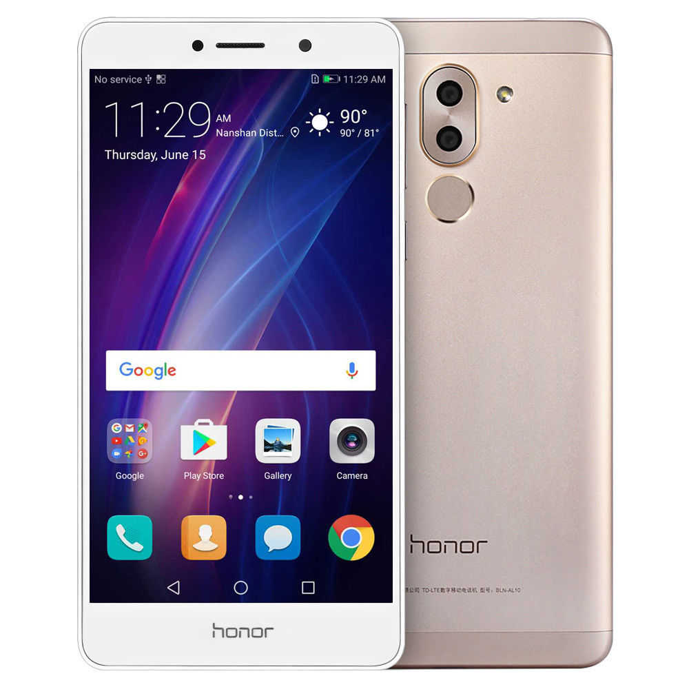 honor 6x smartphone 32 gb 5 5 zoll silber lte fuer 179 e