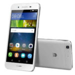 Huawei Smartphone & Torfabrik