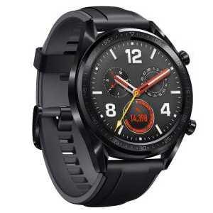 huawei watch gt graphite black smartwatch fuer 159e statt 241e