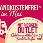 Ideen mit Herz: Bastelsets für 10 Euro & 1-€-Outlet, Versand kostenlos ab 30€