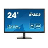 iiyama 24 led monitor x2474hs b1 fuer 9589e inkl versand statt 117e 1