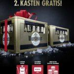Gratis: 2. Kasten Warsteiner (nur bis Dienstag!) 2 Kästen für nur 9,99€!