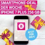 Für Telekom Kunden: Apple iPhone 7 Plus 256GB für 666€