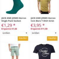 jack and jones t shirts und andere kleidungsstuecke