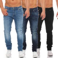 jackjones tim slimfit herren jeans