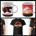 Jurassic Park T-Shirt & Tasse