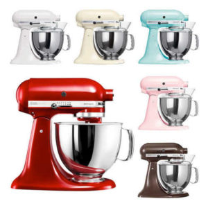KitchenAid ARTISAN Küchenmaschine - MyTopDeals