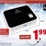 DUAL BA 1 Bluetooth Musik-Empfänger bei Voelkner