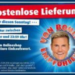 Roller: Kostenlose Lieferung ab 200€