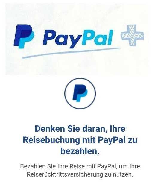kostenlose reiseversicherung ueber paypal