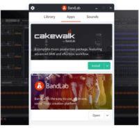 kostenlose vollversion der professionellen audio software cakewalk