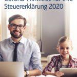 """kostenloses E-Book """"Steuererklärung 2020 - Änderungen & Hinweise wegen Corona"""" im EPUB- und PDF-Format"""