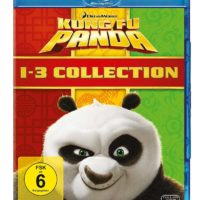 kung fu panda teil 1 3 auf blu ray bei amazon prime