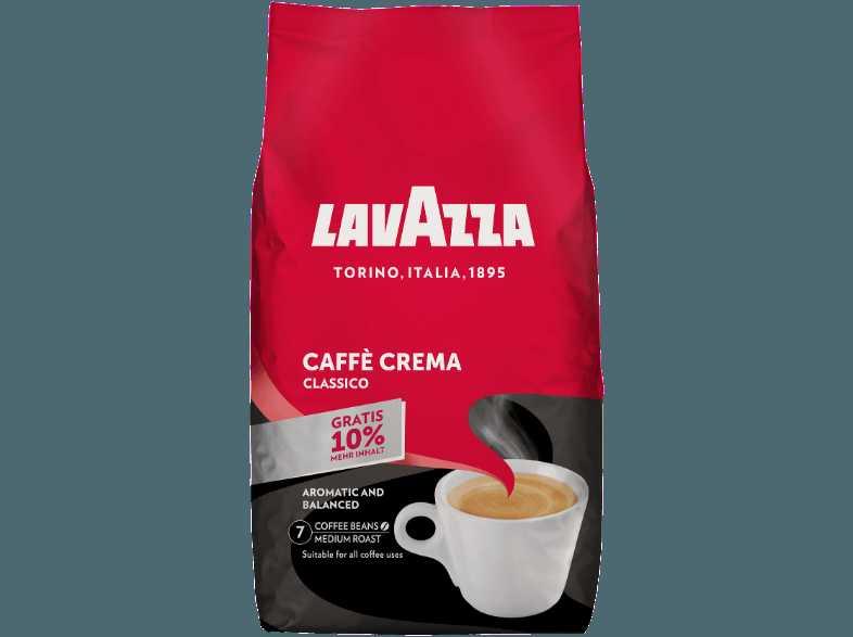 lavazza 2922 caff crema classico 1 kg 10 fuer 999e inkl versand