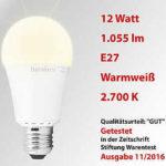 LED-Lampe, 12 Watt