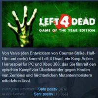 left 4 dead 2 fuer 199e spielen