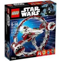 lego star wars jedi starfighter with hyperdrive 75191 fuer 7649e statt 88e