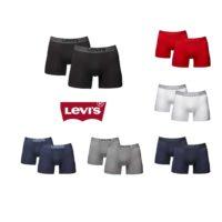 levis boxershort 2er pack versch modelle ab 1493e inkl versand statt 1895e