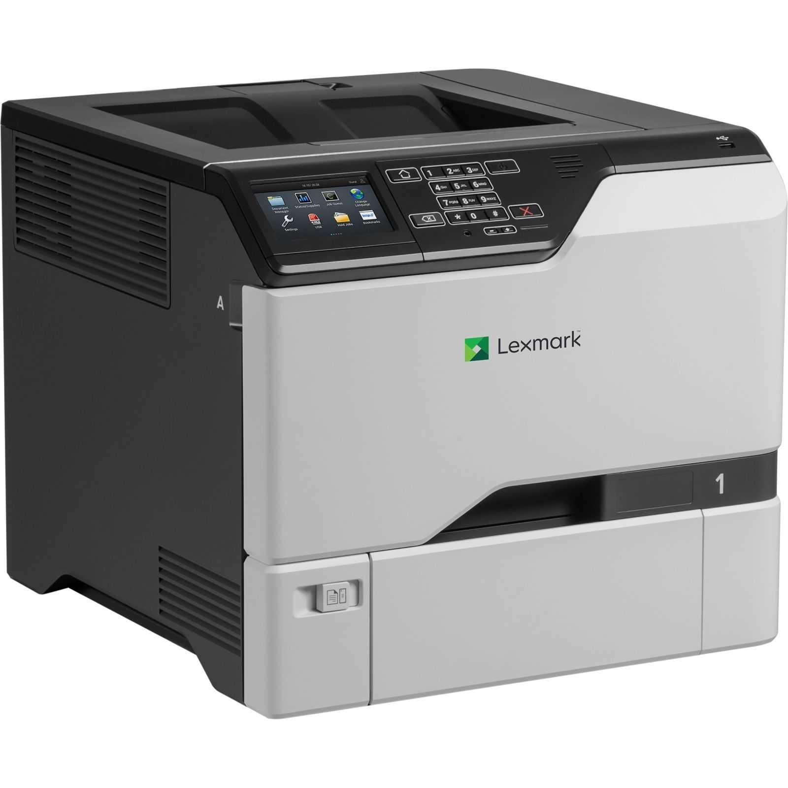 lexmark cs728de a4 farblaserdrucker nur 199 e inkl versand statt 300e