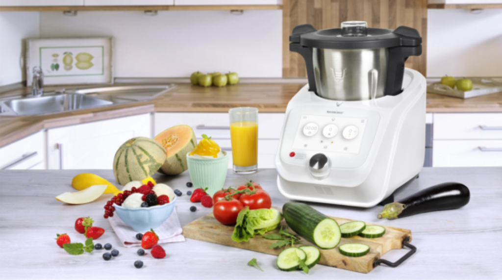 Monsieur Cuisine Connect Kuchenmaschine Alternative Zu Thermomix