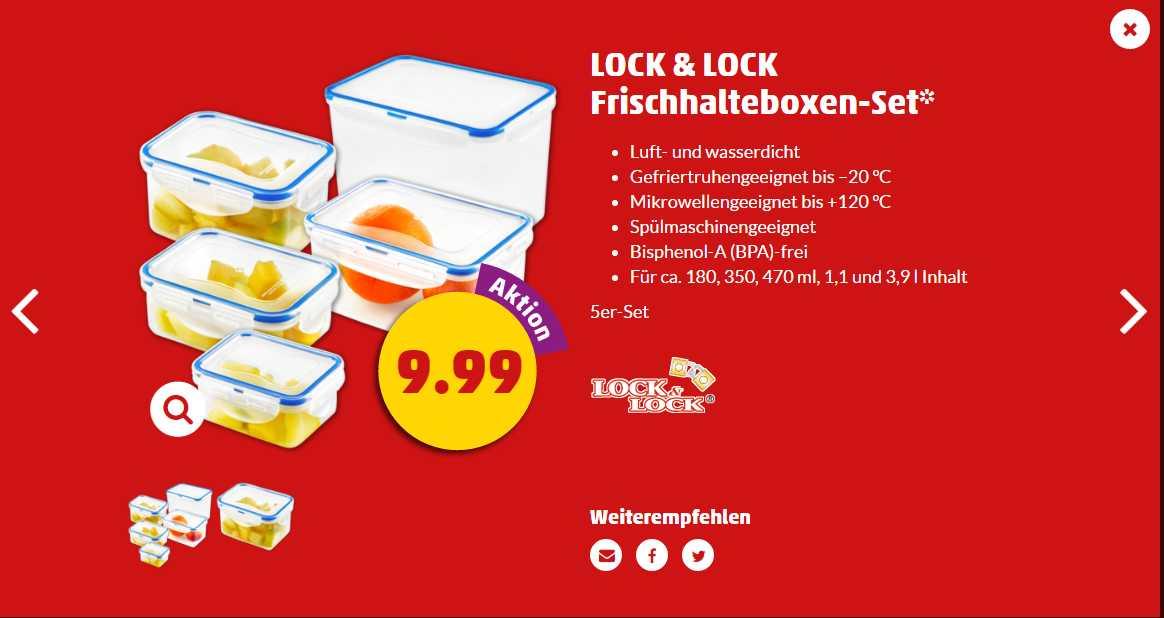 Lock Lock Dosen Bei Penny Mytopdeals