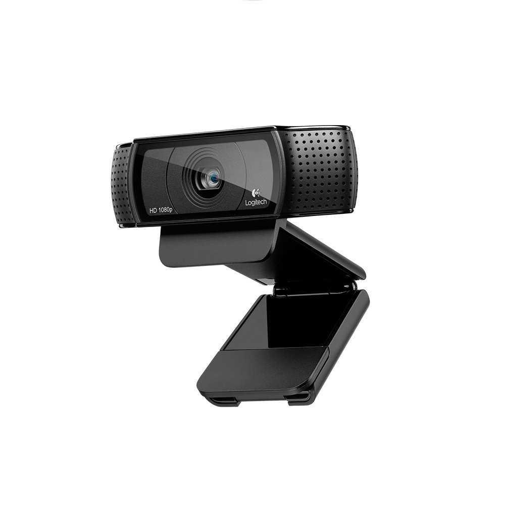 logitech c920 hd pro webcam mit usb und 1080p schwarz bei amazon