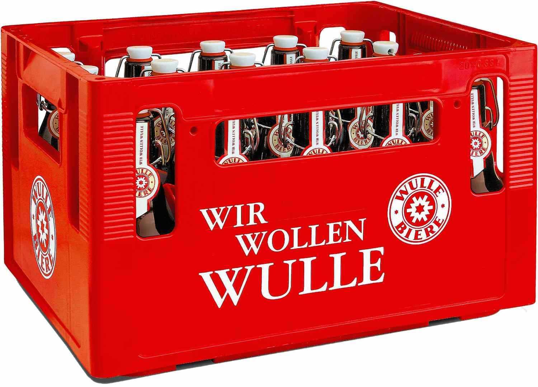 [LOKAL Stuttgart] Gratis ein Kasten WULLE Bier bei Umzug