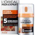 L'Oréal Men Expert Hydra Energy Feuchtigkeitspflege - Anti-Müdigkeit für 4,31€ (statt 11€)