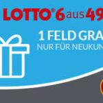 """[Lotto24] Nur Neukunden 2 Felder """"6 aus 49"""" für 1€ (statt 2,60€)"""