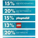 Galeria-Karstadt-Kaufhof: z. B. 20% Rabatt auf Jacken und Hosen