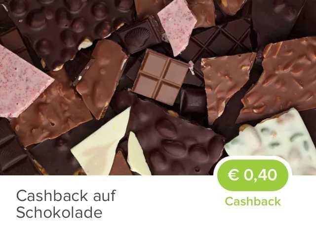 marktguru 040e cashback auf beliebige schokolade