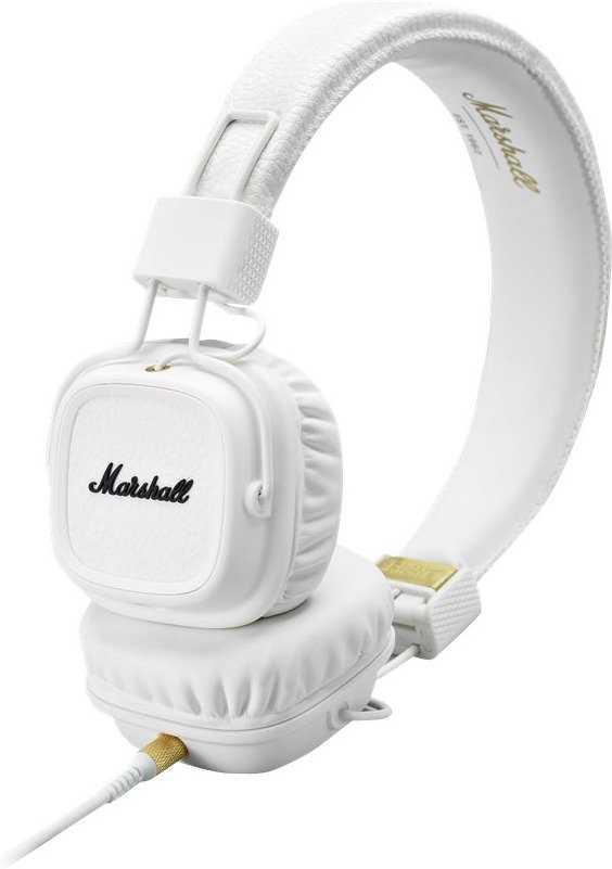 marshall major ii on ear kopfhoerer in weiss fuer 4099e inkl versand statt 4995e