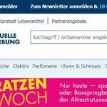 Matratzen bei Karstadt (keine VSK &  - 10€ Newsletter - 10% Kundenkarte)