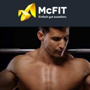 [TOP] 12 bzw. 24 Monate Mitgliedschaft bei McFIT ab eff. 11,62€ im Monat