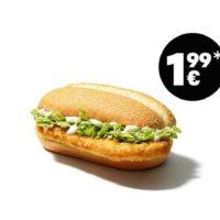 mcchicken classic und mcwrap chicken honig senf fuer je 199e bei mcdonalds 2