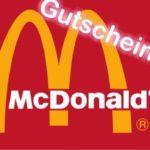 McDonald's Gutscheine [ab dem 03.09]