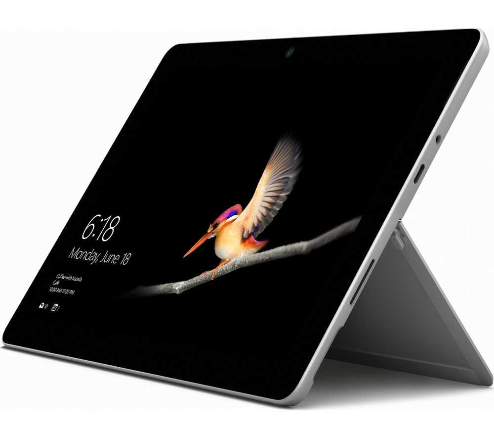 MediaMarkt: Microsoft Surface Go (8GB RAM/128GB SSD) + - Black Week