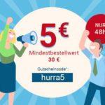 Medimops: 5€ Gutschein (MBW 30€)