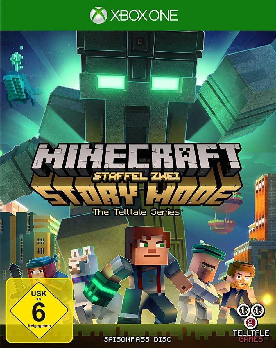 minecraft story mode the telltale series staffel zwei fuer 1380e