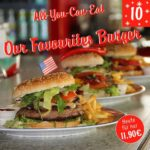 Miss Pepper Restaurants: All You Can Eat Our Favorites Burgers