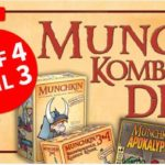 Munchkin Kombi-Deal (Kauf 4, zahl 3 - billigste ist kostenlos)