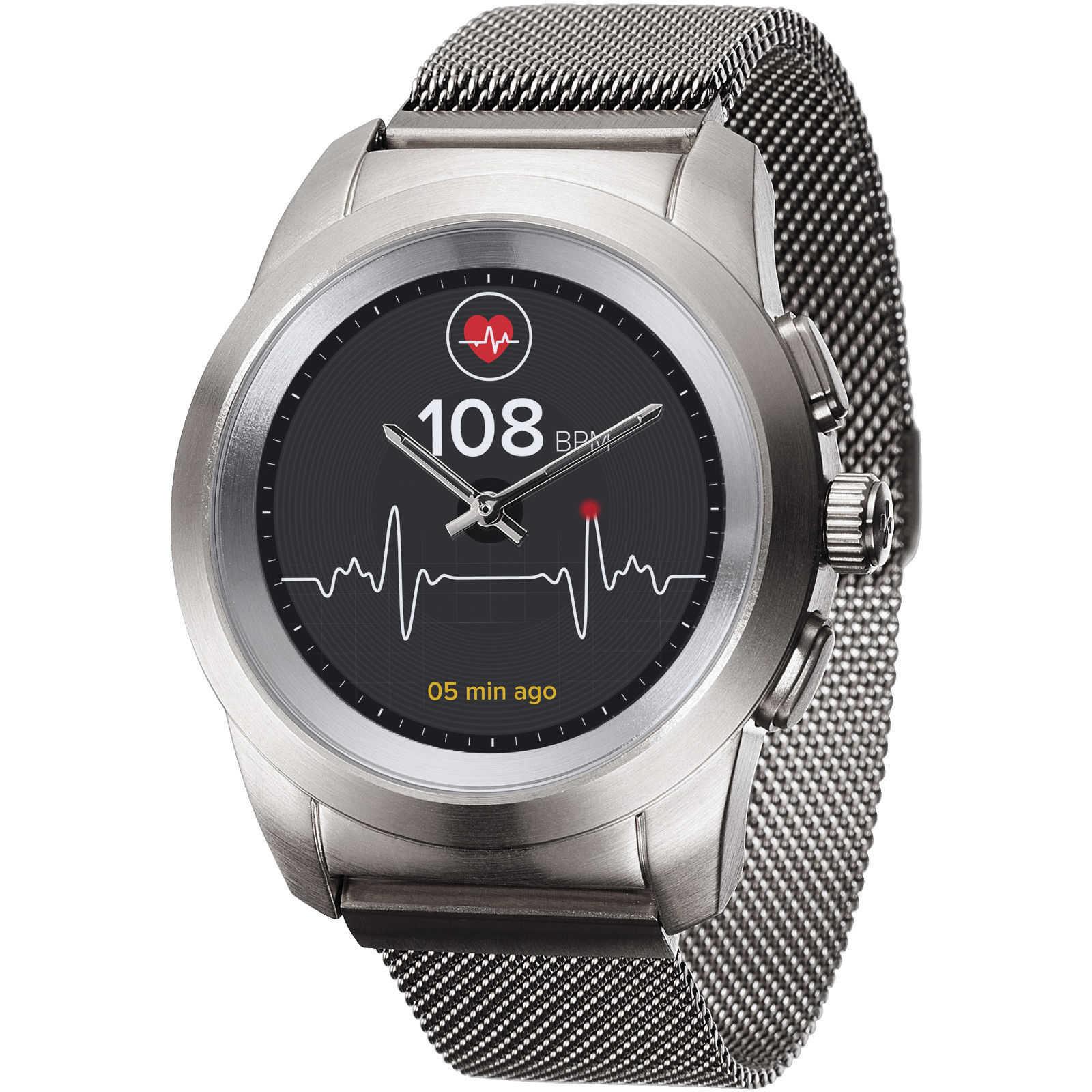 mykronoz zetime regular elite smartwatch fuer 189 e inkl versand statt 239e