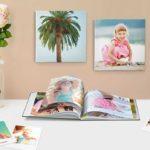 Fotobücher, Wandbilder, Abzüge zum Selbstgestalt