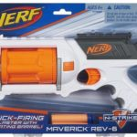 Nerf Maverick Rev-6 - am 25.02.
